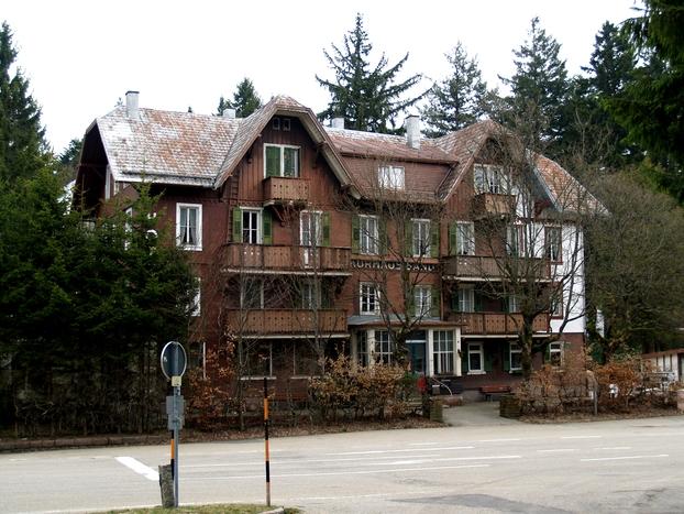 Hotel Sand Schwarzwaldhochstraße