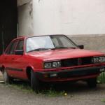 Audi 80, Schöntal-Berlichingen
