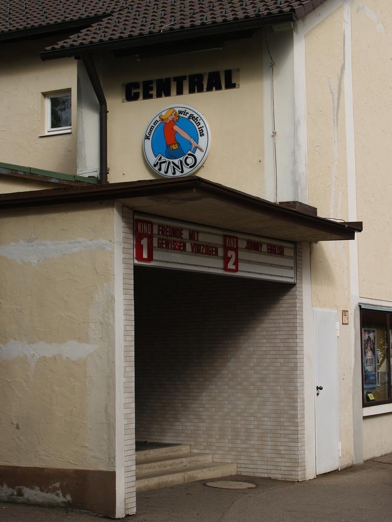 Central Freudenstadt