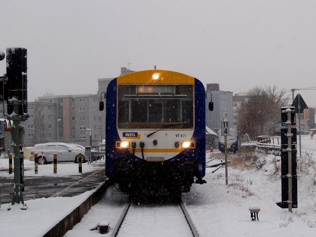 VT411 in Hemmingen,  7. Dezember 2012 Foto: Jiří 7256 – 1024×768