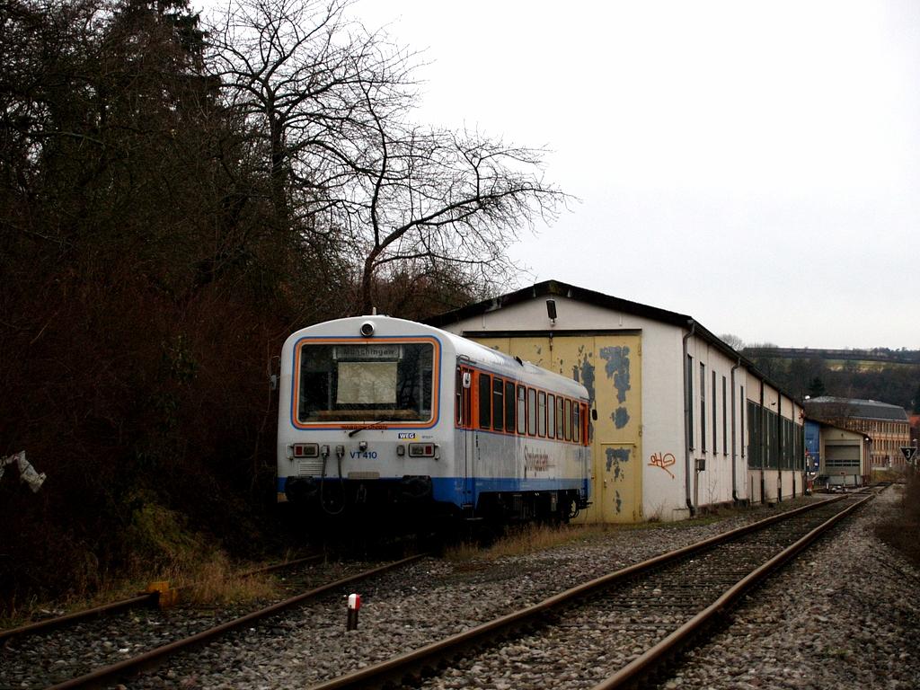 VT 410 in Weissach