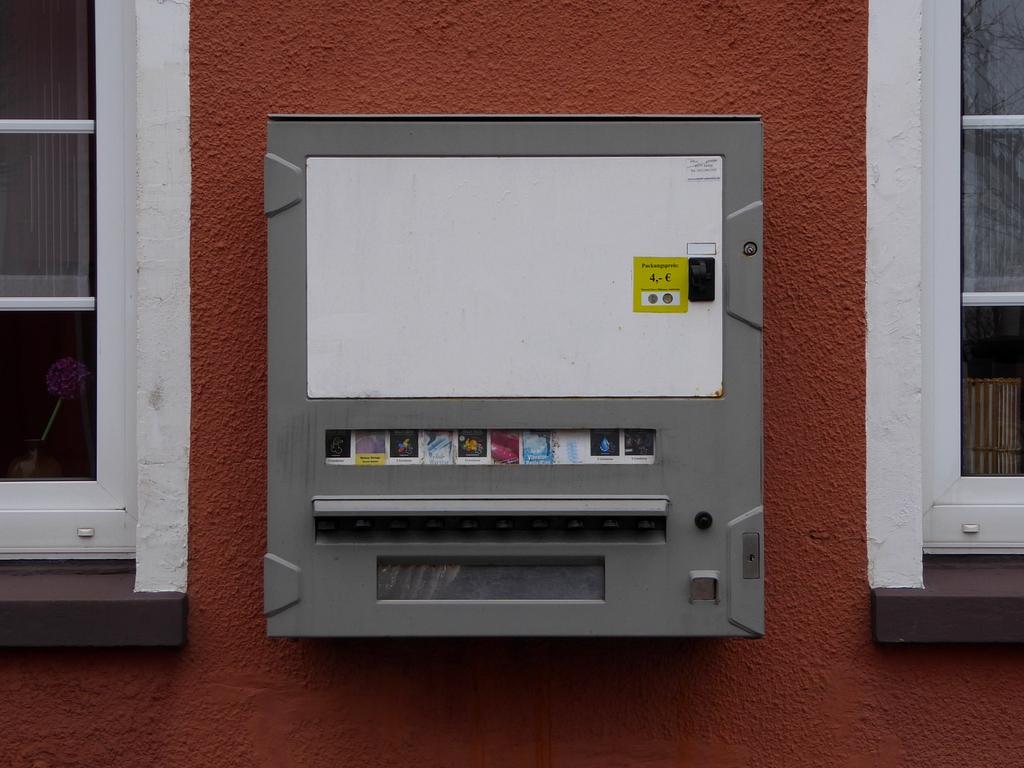 Nähe kondomautomat in meiner Die 5